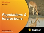 Picture of Populations & Interactions