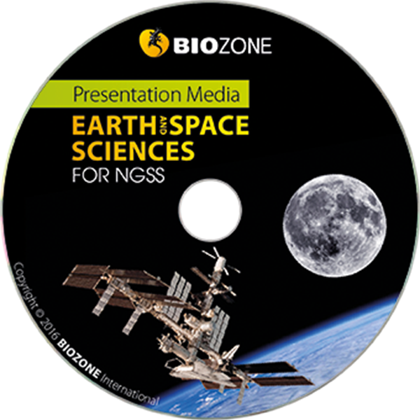 Picture of Earth & Space Sciences for NGSS