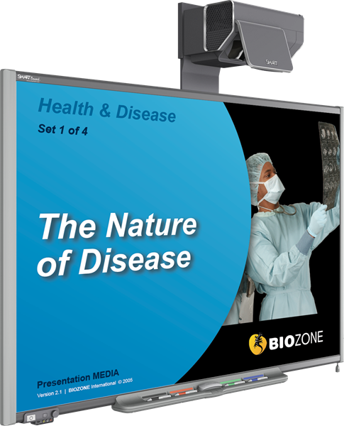 Picture of Health & Disease